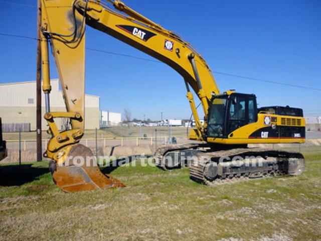 2006 CAT 345CL Excavator
