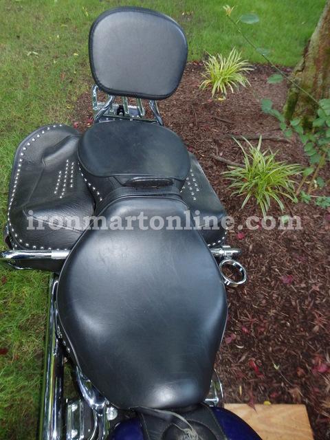 2006 Harley Davidson Heritage Softail used for sale