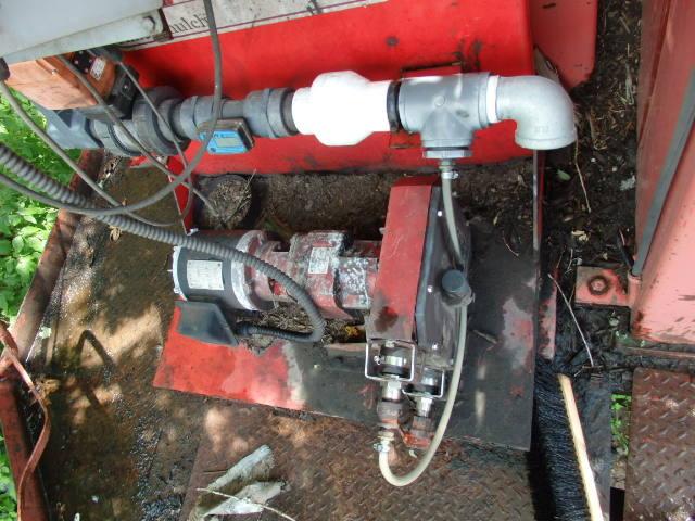 2006 Morbark 1600 tub grinder