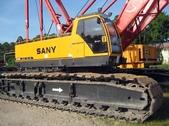 2006 Sany SCC 1500C Crawler Crane