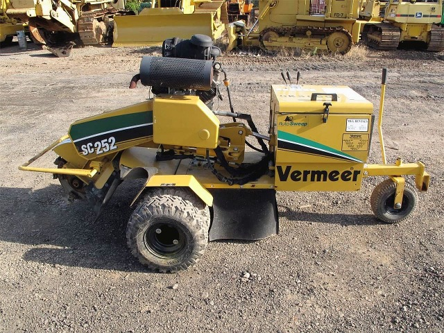 Vermeer Stump Grinder For Sale >> Vermeer Sc252 Stump Grinder For Sale Stump Grinders For Sale
