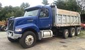 2006 Volvo Tri Axle dump truck