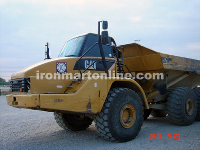 2007 Caterpillar 740 Articulated Truck