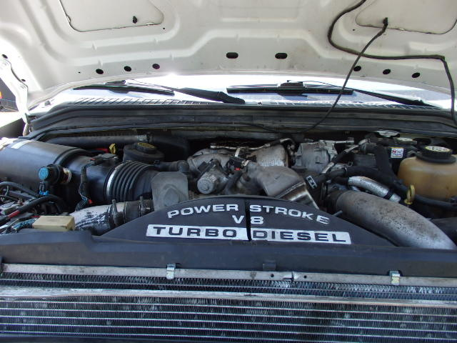 2008 Ford F-550 Diesel with switch n go dump body