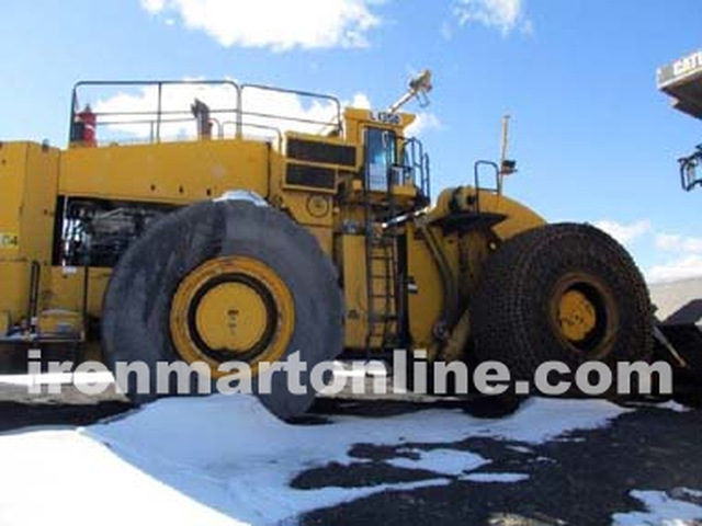 2008 LeTourneau L-1350 Wheel Loader‏