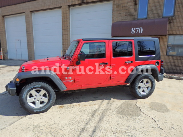 2009 Jeep Wrangler Ultimate 4x4 SUV