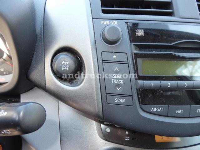 2009 Toyota RAV-4 SUV