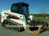 2013 Bob Cat T550 Skid Steer for sale