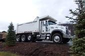 2017 Tri Axle Mack Granite GU713 17.6ft
