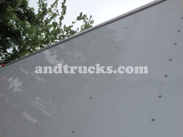 \20ft Enclosed Landscape Trailer Haulmark