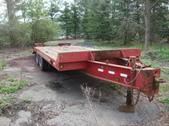 20 Ton Eager Beaver Tag-a-Long Trailer