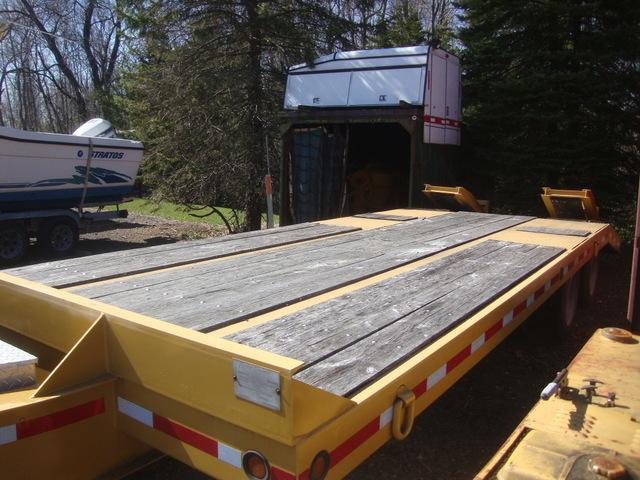 Eager Beaver 20 Ton Tagalong
