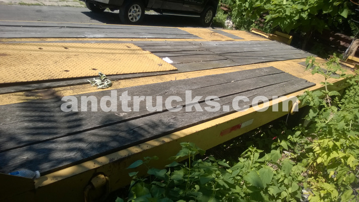 used 20 ton eager beaver trailer