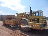 21 Yard Dirt Scraper for sale 1405hrs