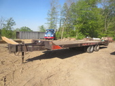 22 Ton Tagalong Eager Beaver