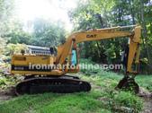 3304 Cat 215 Excavator w Thumb 1987