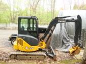 35D John Deere Excavator 2008