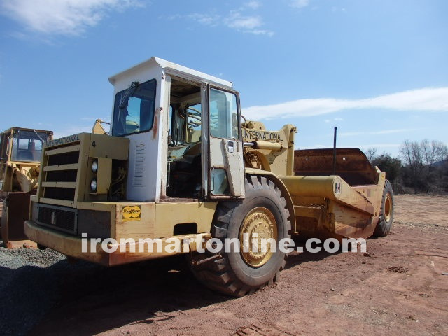 used 21 yard 431 b dresser international scraper for sale‏