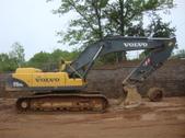 460 Volvo Hydraulic Excavator