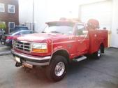4x4 7.3 Diesel Mechanics Service Truck
