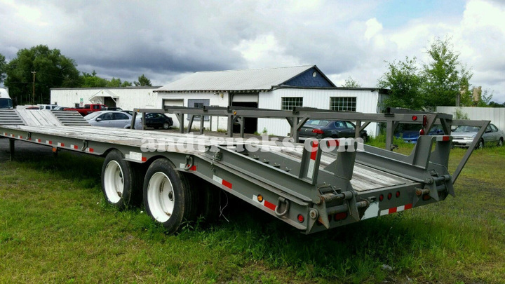 2013 5 Car Hauler Trailers