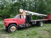 5 Ton Crane Truck