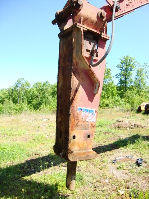 805B Allied Hyrdaulic Impact Breaker Hammer