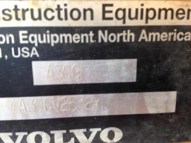 Volvo A30C Dump Truck