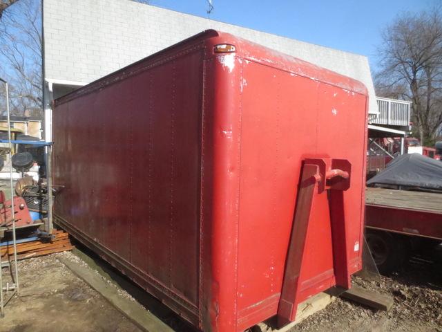 Hooklift Utility Box