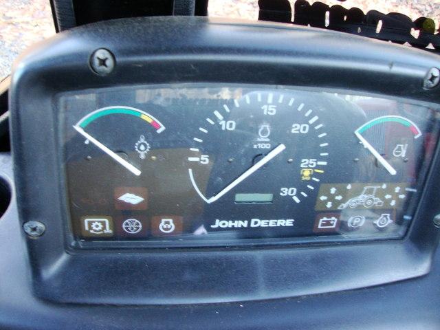 2003 John Deere 110  Backhoe  Loader