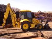 Backhoe New Holland LB-110B 2005 Loaded