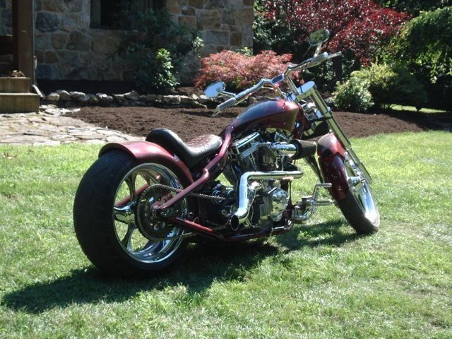 2006 Bare Knuckle Custom Chopper