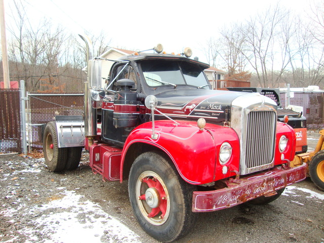 Mack Trucks Restored Mack Trucks For Sale