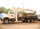 Boom Crane Truck Polo
