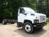 Cab Chassis Truck Used For sale