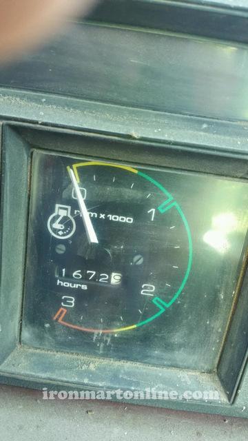 1985 Backhoe 580 super e