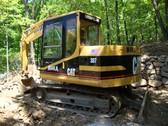 Cat 307 Excavator Real Clean