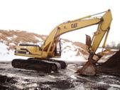 Cat 325L Excavator w Hydraulic Thumb
