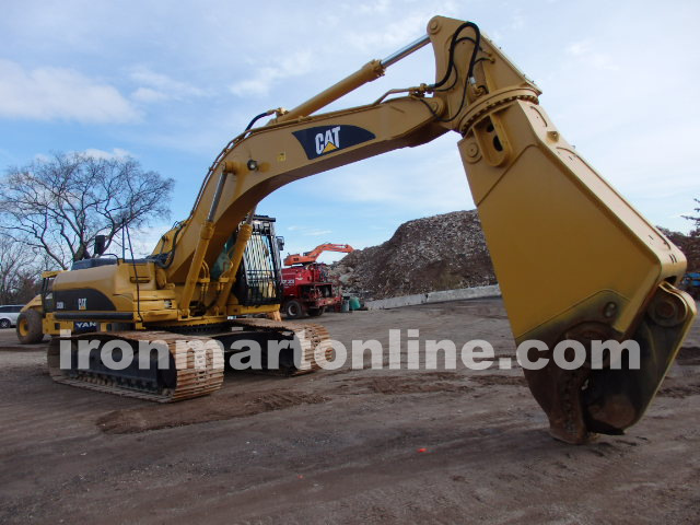 2006 Cat 330 DL with Demolition Genesis GXP660R Shear