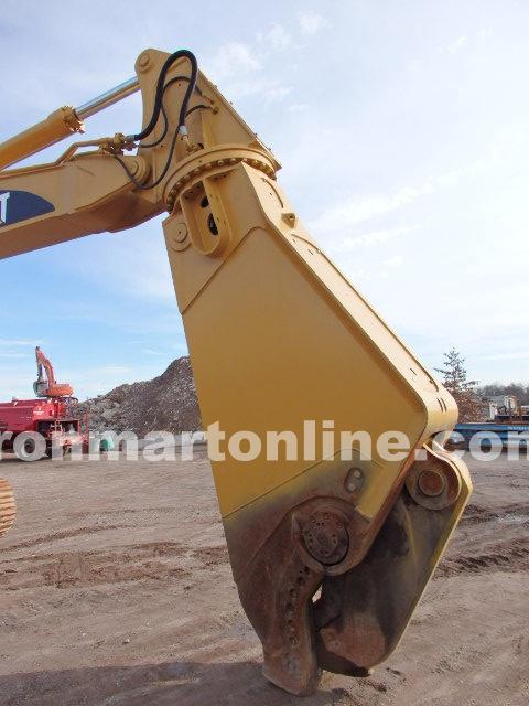 2006 Cat 330 DL with Demolition Genesis GXP660R Shear