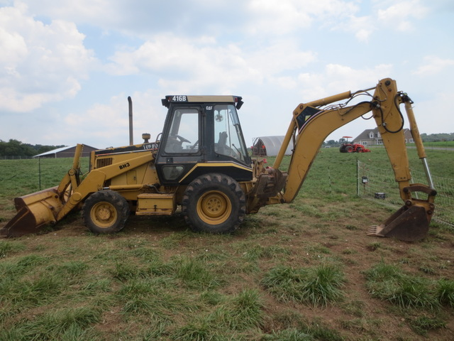 Caterpillar 416b    Backhoe    Specs  The Best Image Cat ImagezapCo