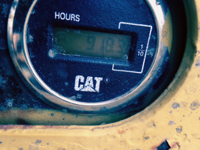 CAT 594h pipeplayer for sale
