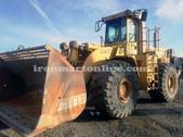Cat 98 wheel loader
