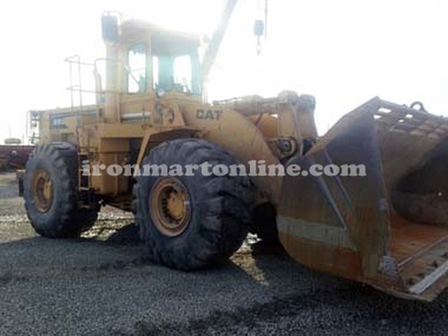 Used Caterpillar 980C Wheel Loader for Sale