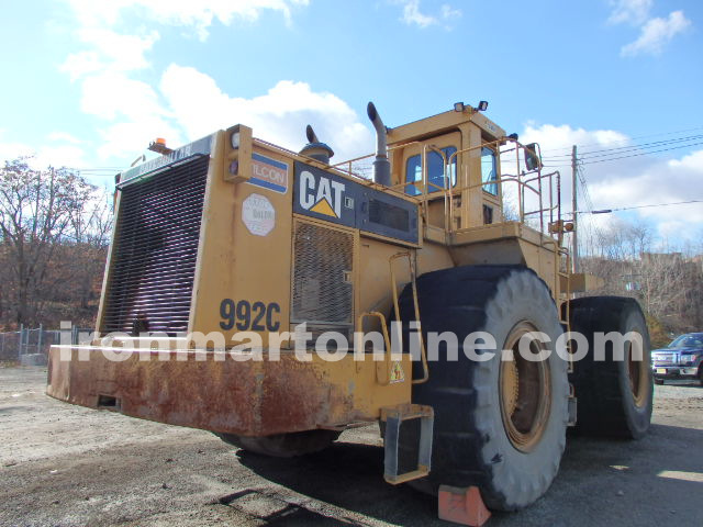Caterpillar 992C Wheel Loader