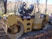 Cat CB-434D Double Drum Roller