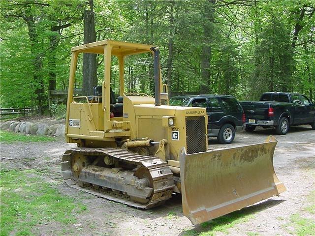 1985 Caterpillar D3B Crawler Tractor