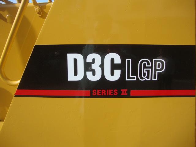 Cat D3C LGP Dozer