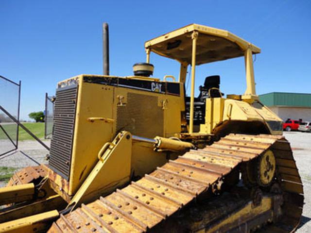 1998 Caterpillar D6M LGP Crawler Tractor