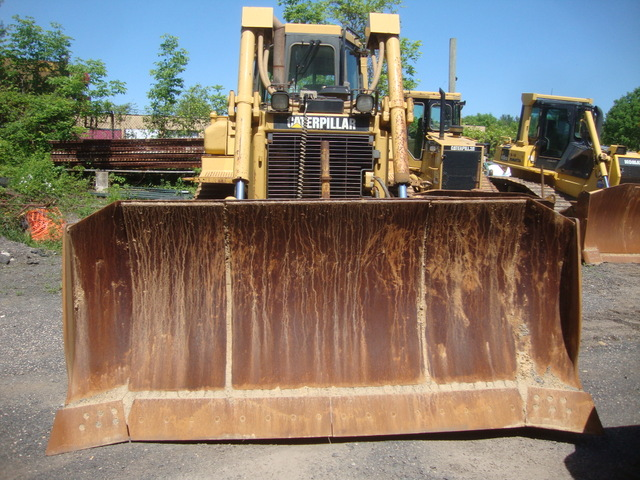 an introduction to the history of caterpillar tractor company The caterpillar d9 is a large track-type tractor series  wheeled tractor scrapers built in 1986 caterpillar inc  type tractor in company history.